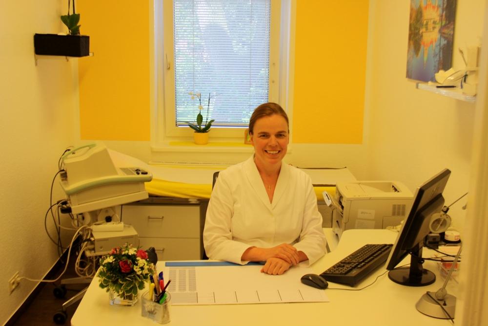 Birgit Hart Fachärztin fuer Allgemeinmedizin und Naturheilkunde