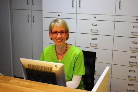 Frau Kathleen Masur Medizinische Fachangestellte und Qualitätsbeauftragte