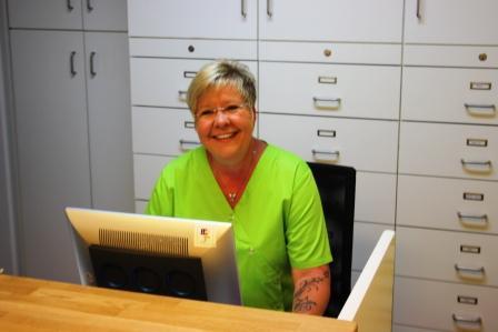 Frau Susanne Ostrowsky Medizinische Fachangestellte