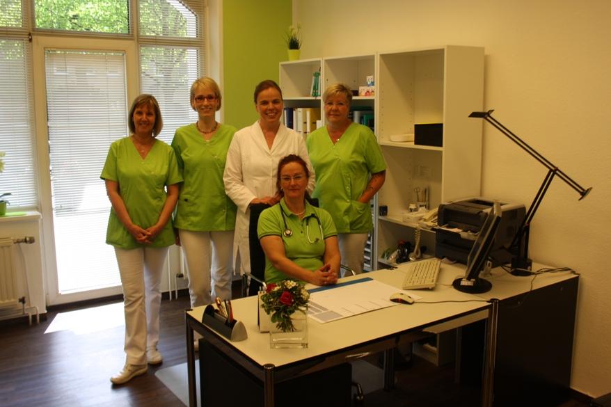 Team der Arztpraxis Hannover Suedstadt