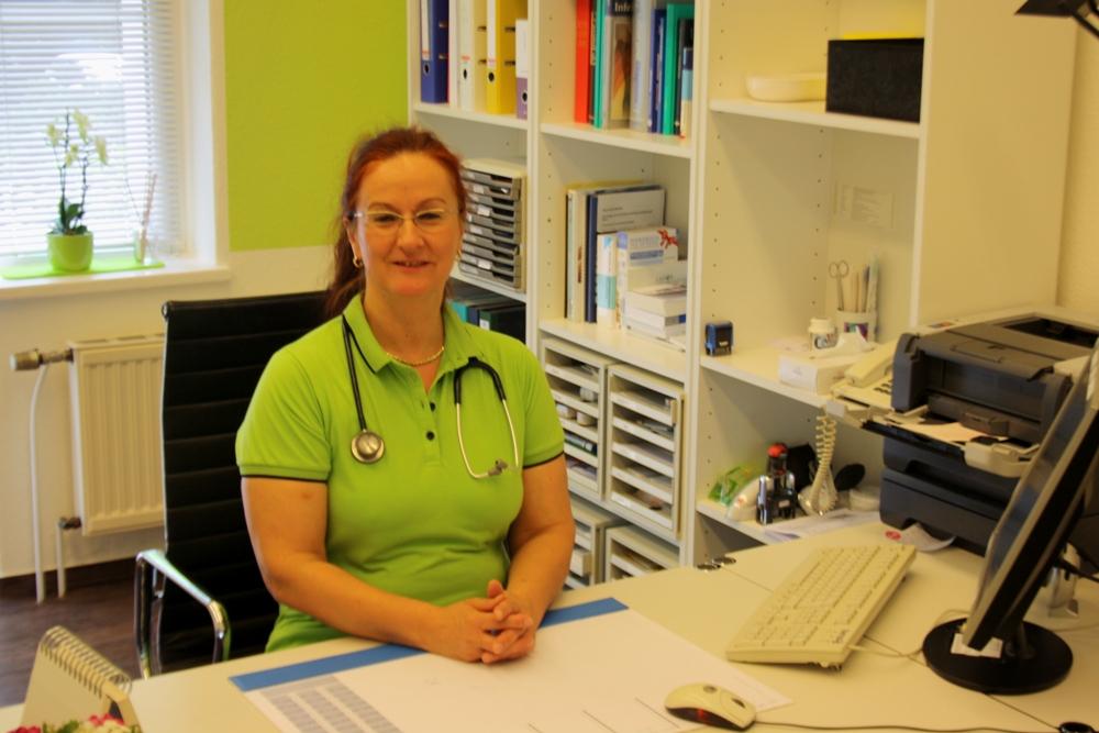 Birgit Wollschläger Fachärztin fuer Allgemeinmedizin und Palliativmedizin